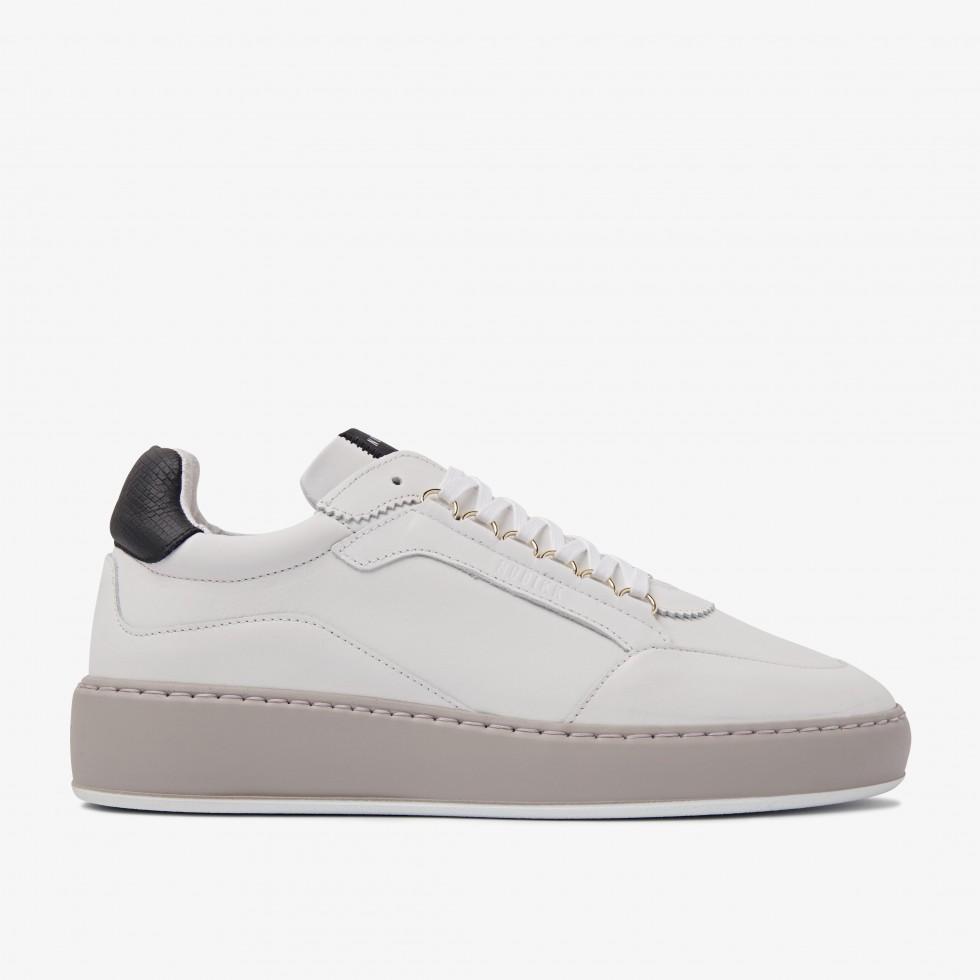 Nubikk Jiro Jade L White Sneakers