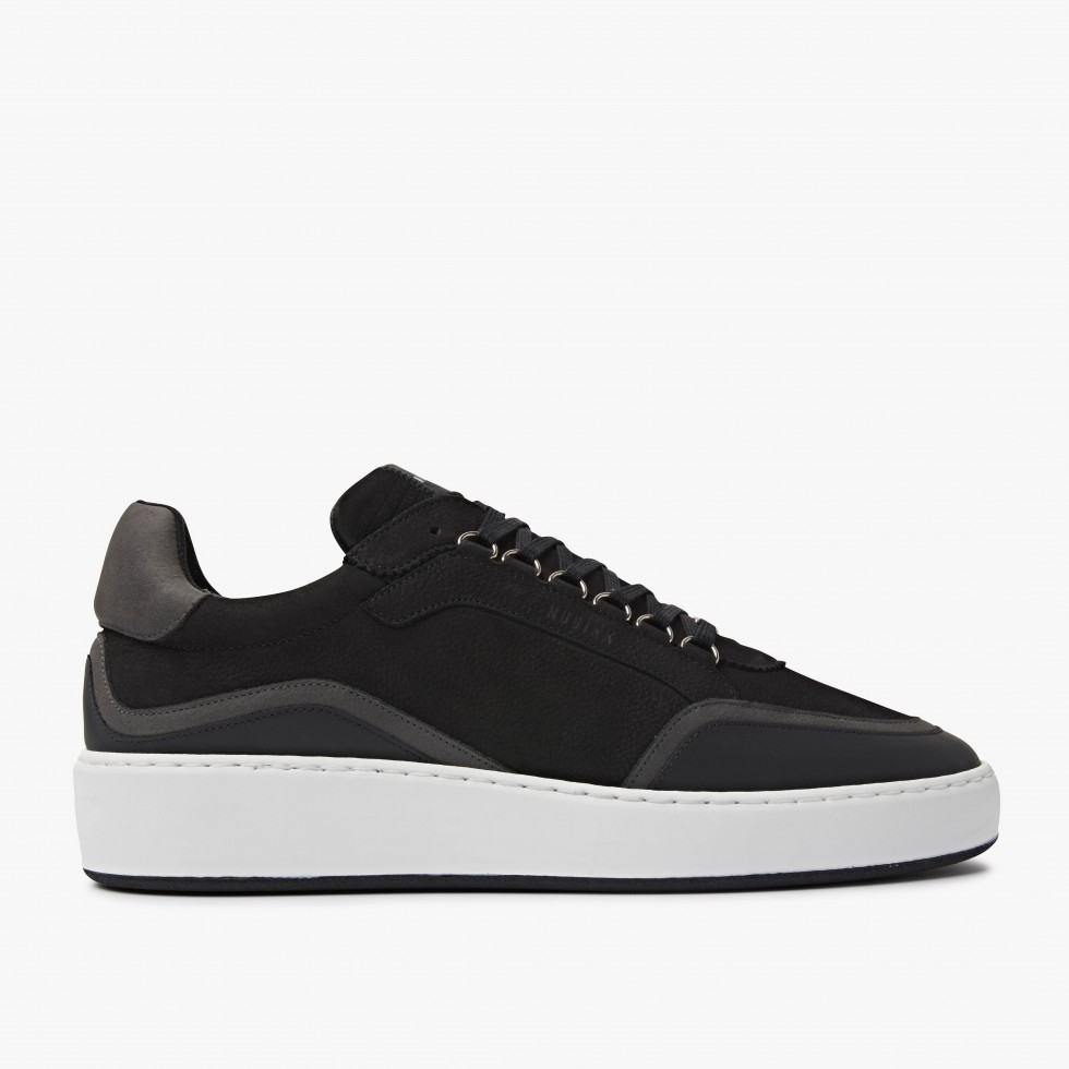 Nubikk Jiro Jones Black Sneakers