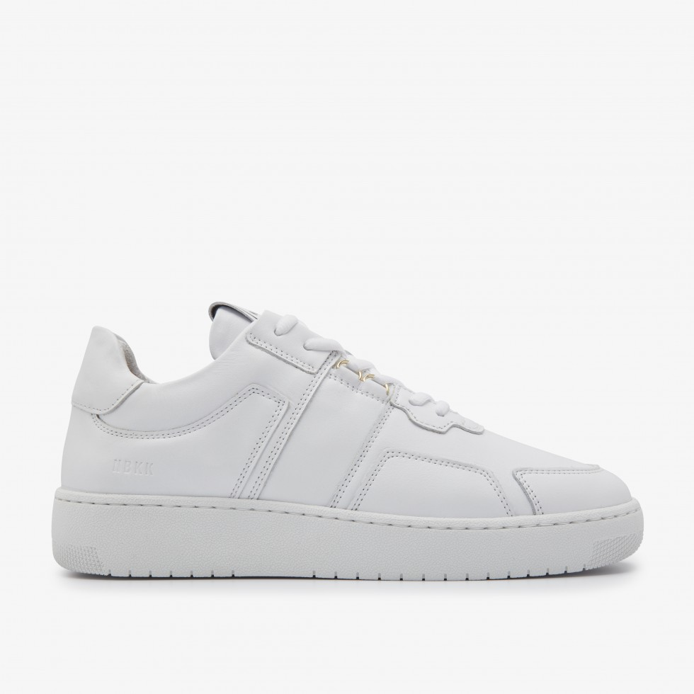 Witte Sneakers Yucca Cane L Nubikk