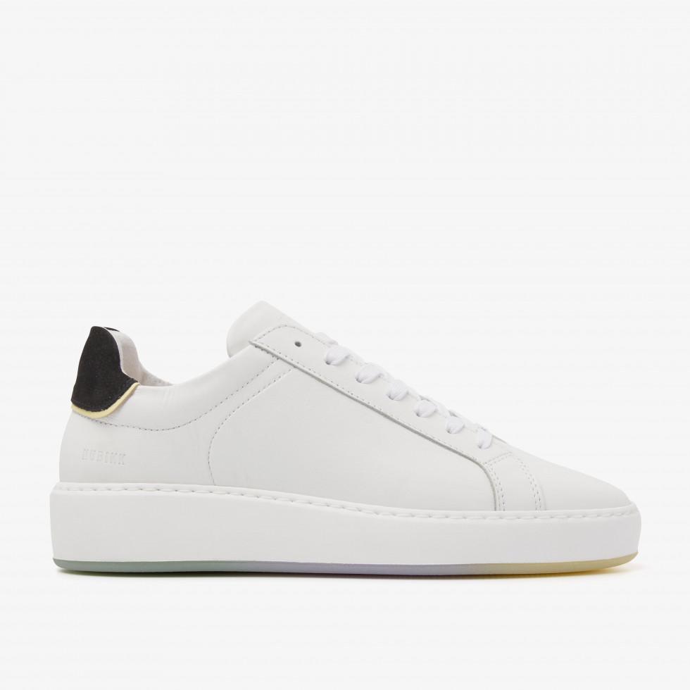 Nubikk Jiro Banks L White Sneakers