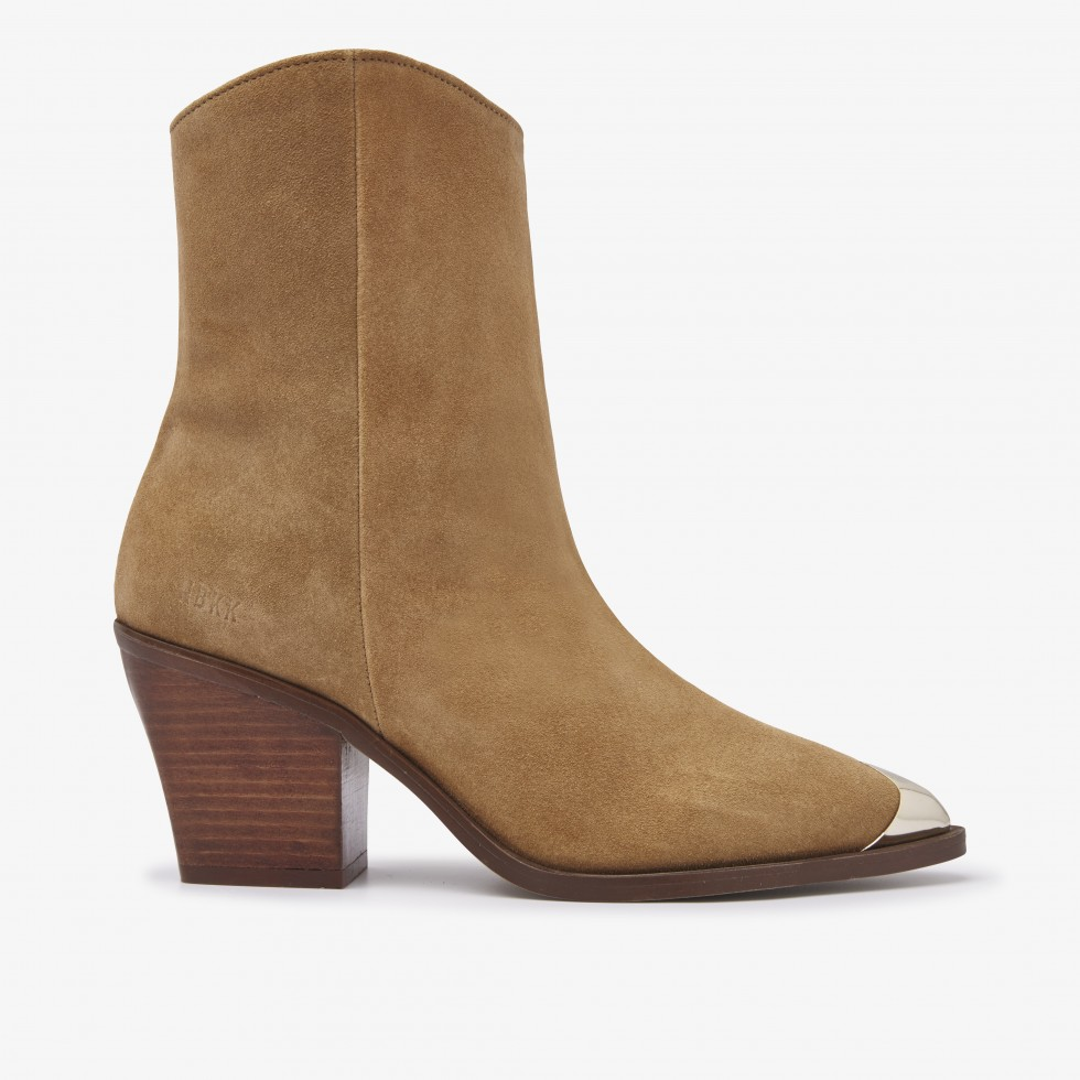 Brandy Boots Romee Rose Nubikk