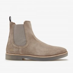 Logan Chelsea | Taupe Boots