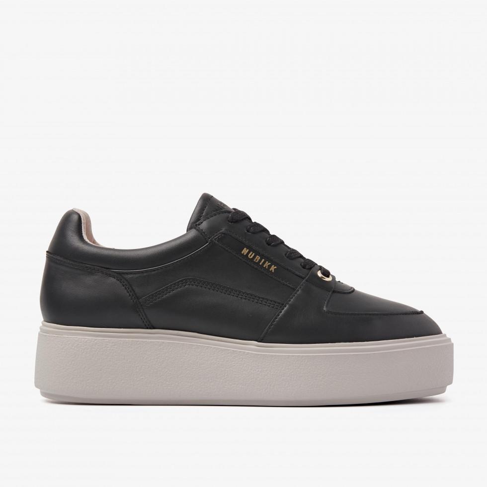 Nubikk Elise Bloom Multi Black Sneakers
