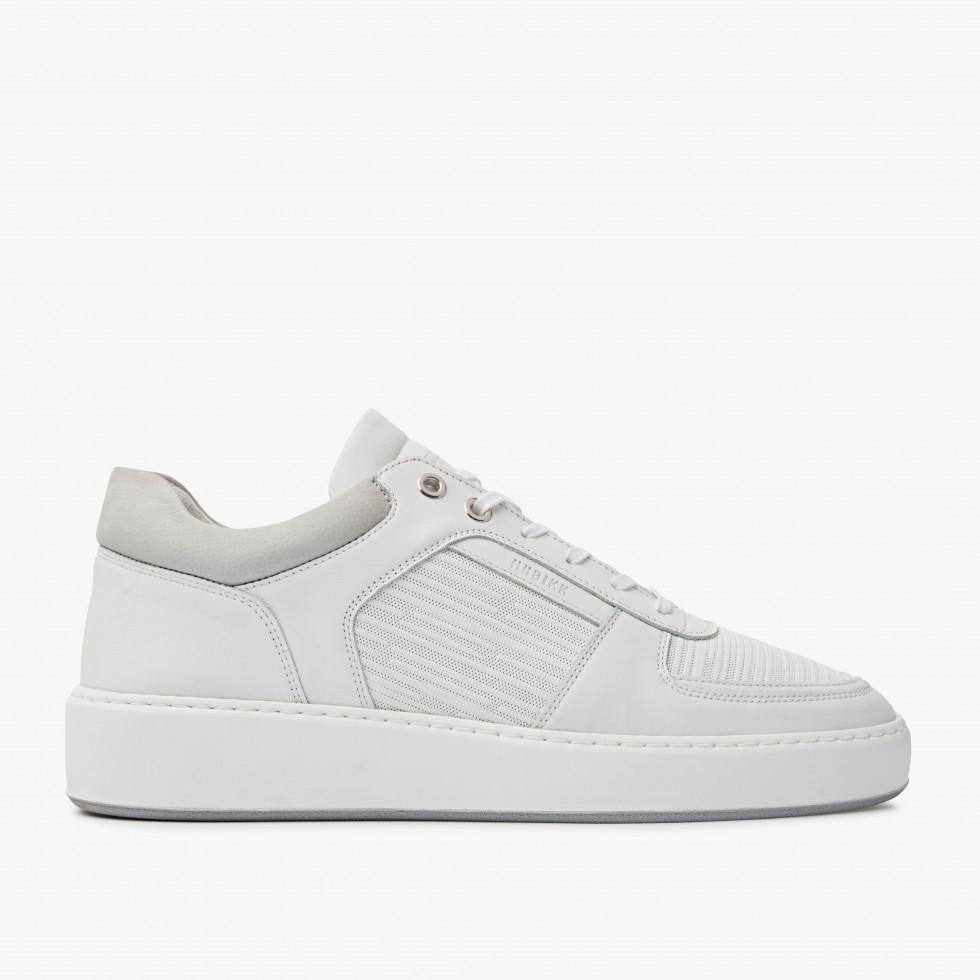 Nubikk Jiro Lima White Sneakers
