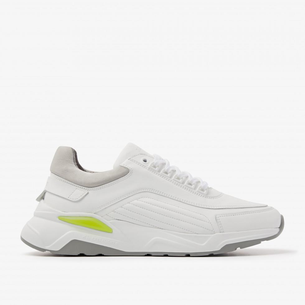 Nubikk Dusk Maltan Fluor White Sneakers