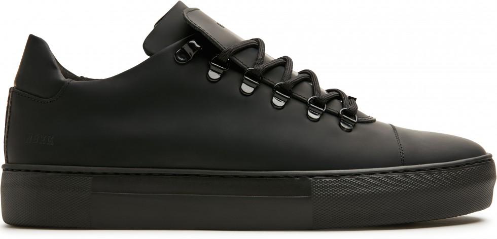 Zwarte Sneaker Jagger Classic Gomma Nubikk