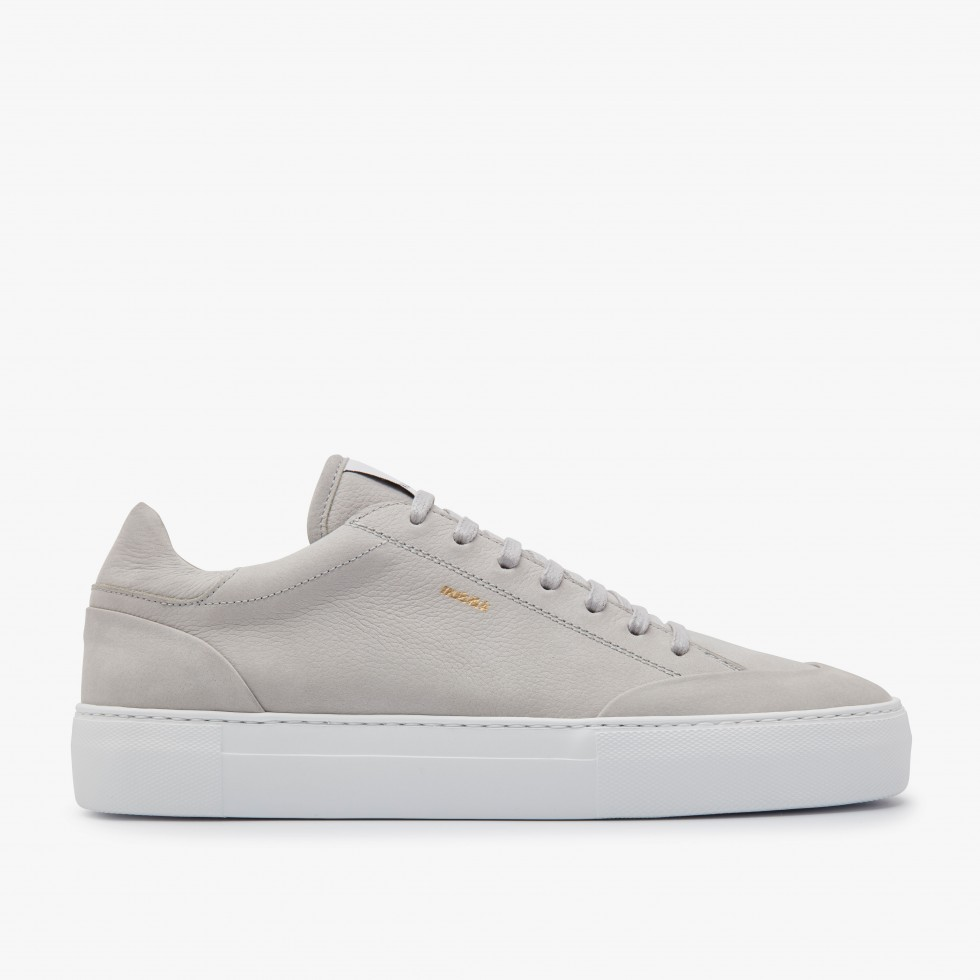 Grey Sneakers Yagger Naya Nubikk