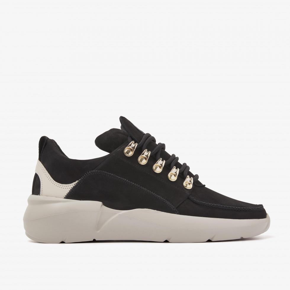 Nubikk Roque Royal L Multi Zwarte Sneakers