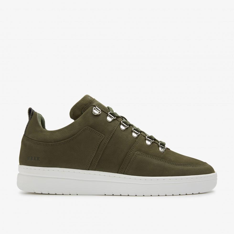 Groene Sneakers Yeye Maze (M) Nubikk