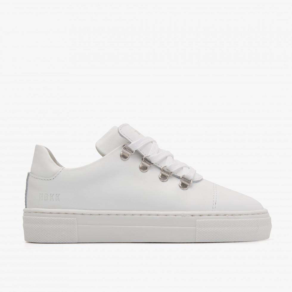 Nubikk Jagger Classic JR Witte Sneakers