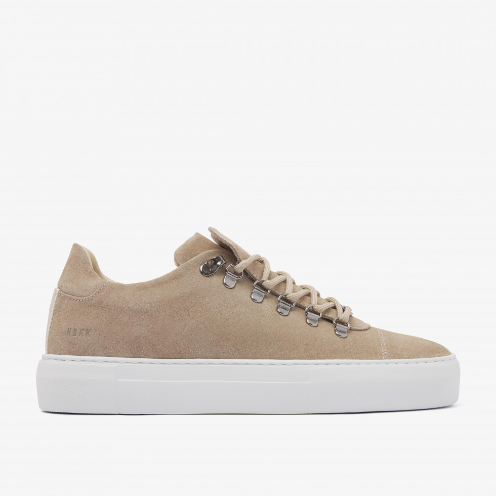 Nubikk Jagger Classic Taupe Sneakers