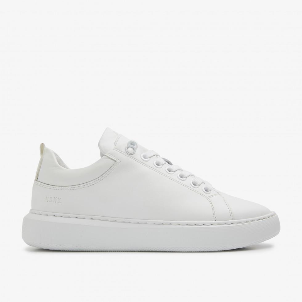 Weisse Sneaker Rox Marlow Nubikk