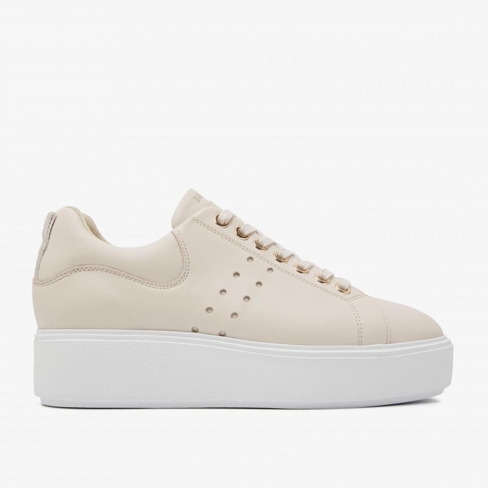 Nubikk Elise Marlow Beige Sneakers
