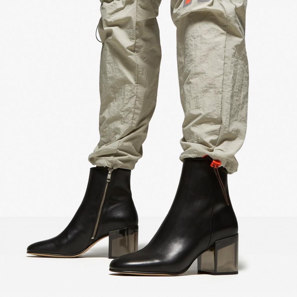 Gigi Ardena | Black Ankle Boots