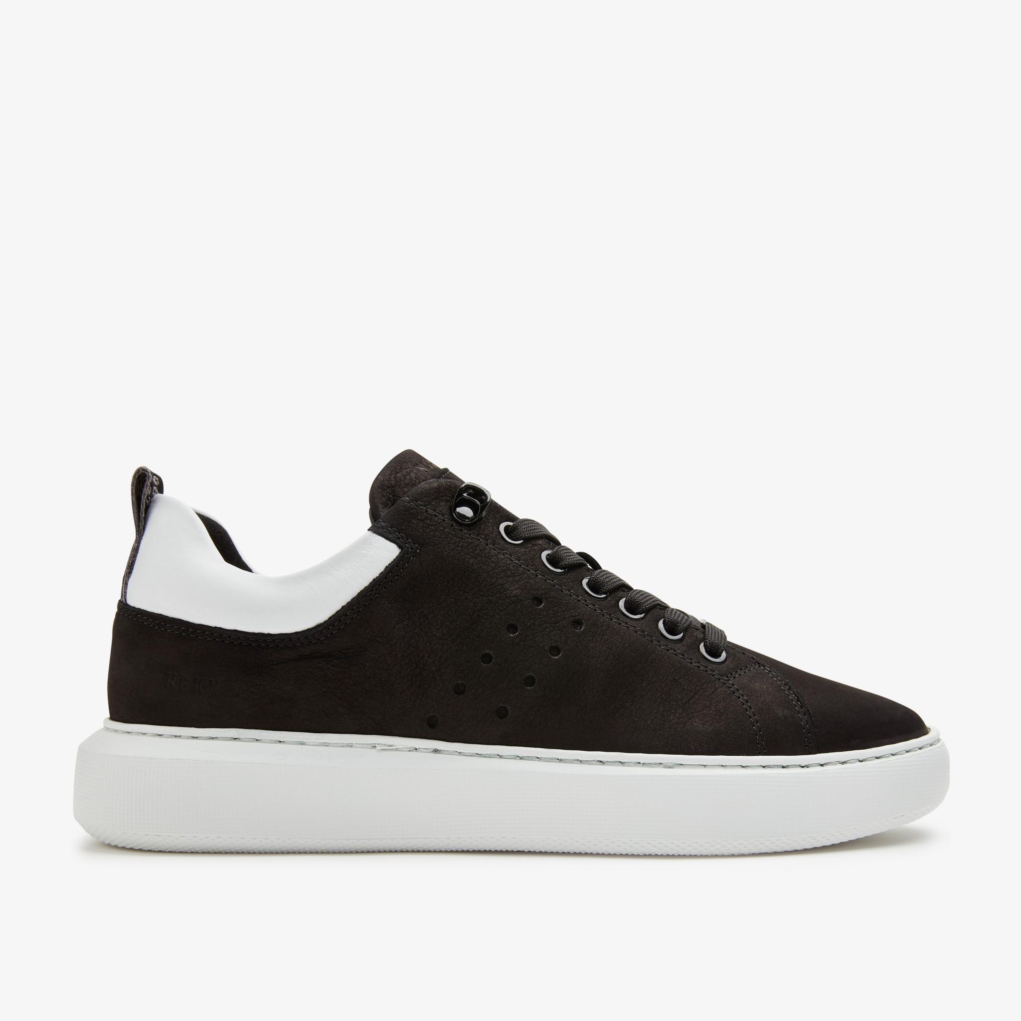 Scott Nubuck   Schwarze Sneaker