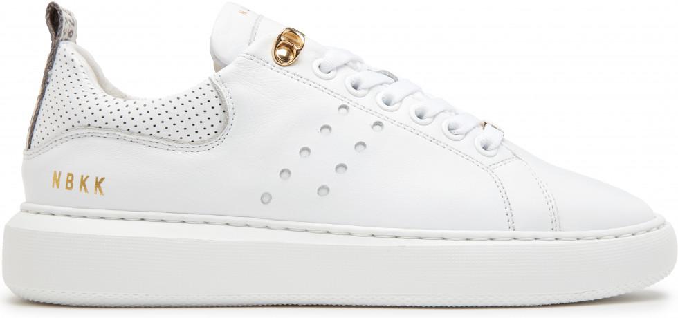 Weiße Sneaker Rox Eiffel Nubikk