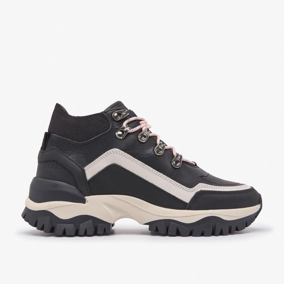 Black Sneakers Tallis Nyka Nubikk