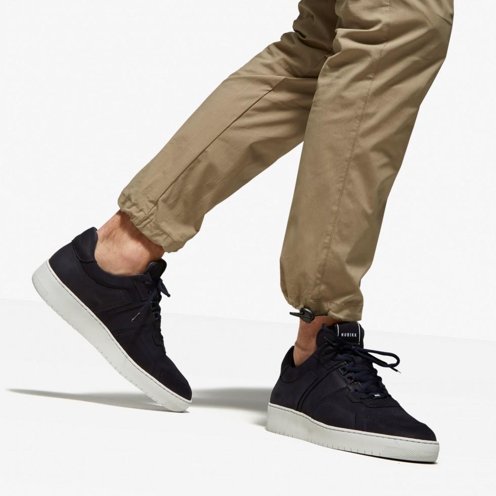 Blauwe Sneaker Yucca Cane M Nubikk