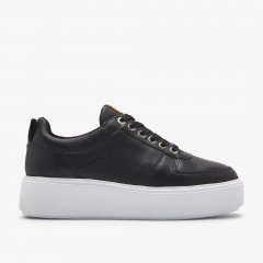 Elise Blush | Black Sneakers