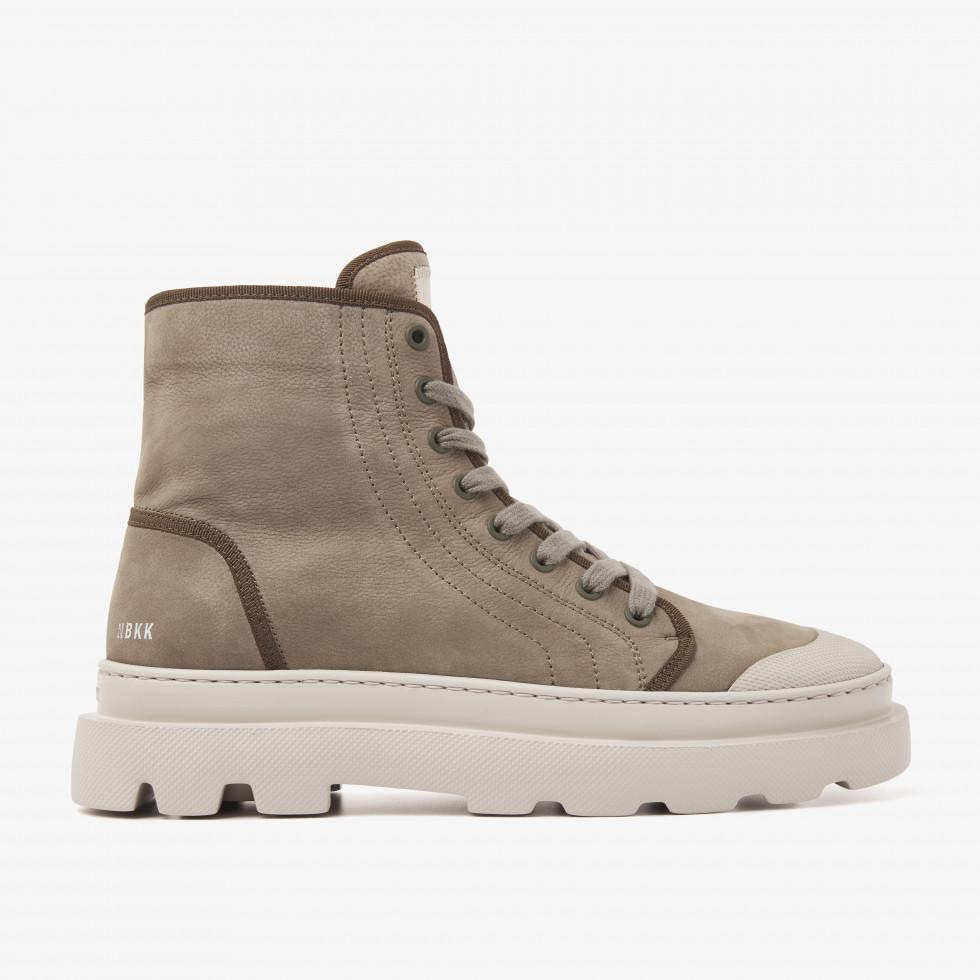 Nubikk Monro Cyrus M Multi Green sneaker boots
