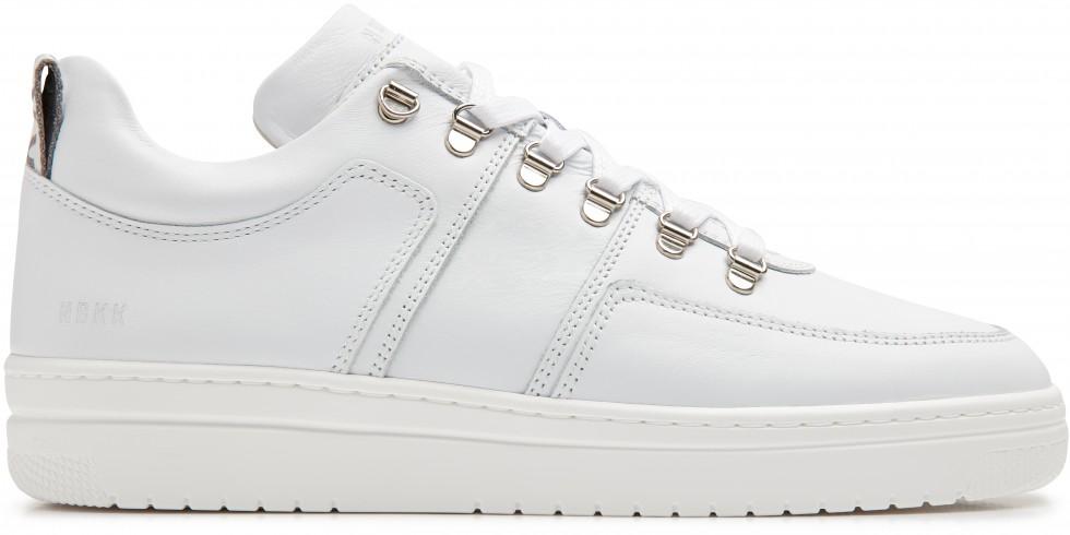 Witte Sneaker Yeye Maze L Nubikk