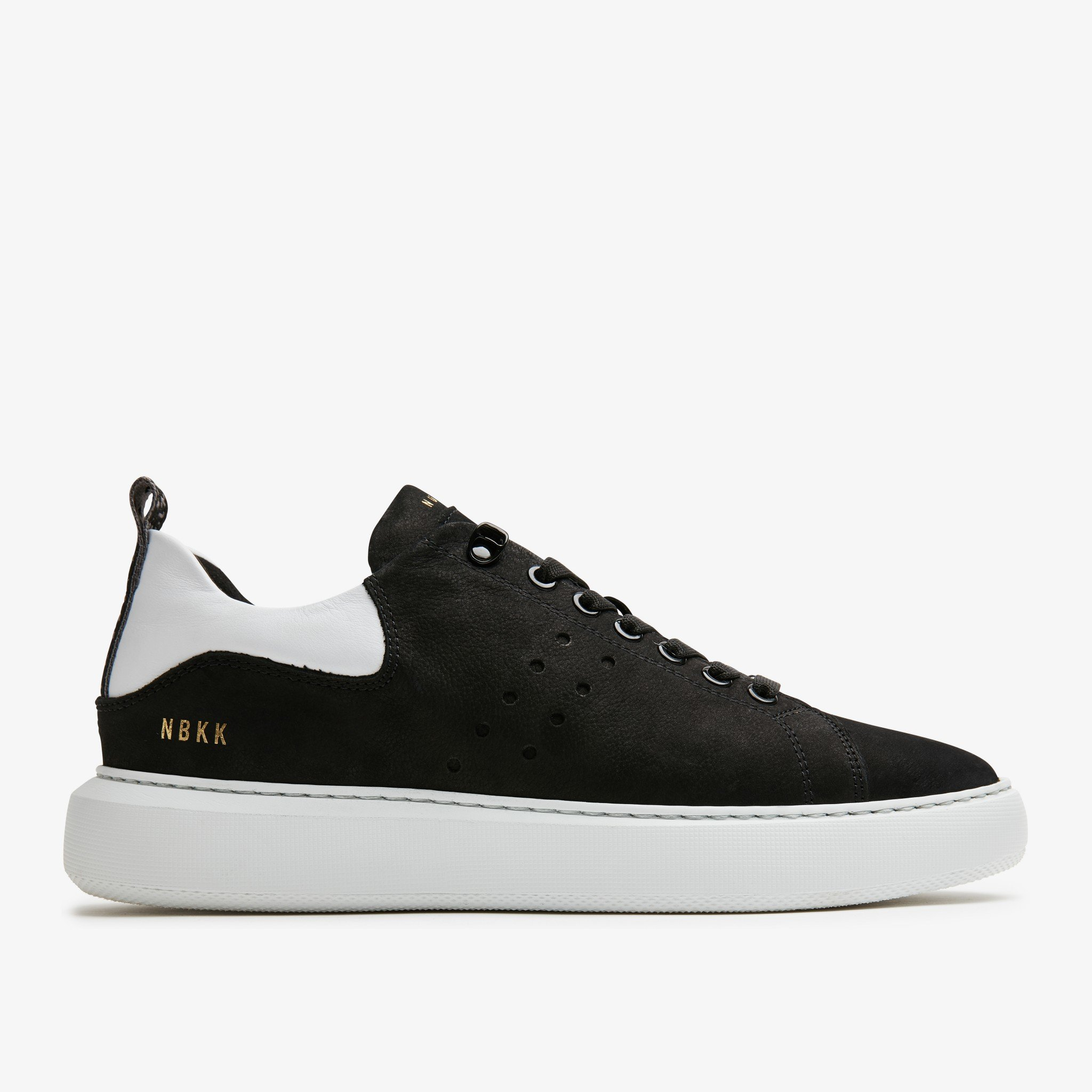 Scott | Black Sneakers