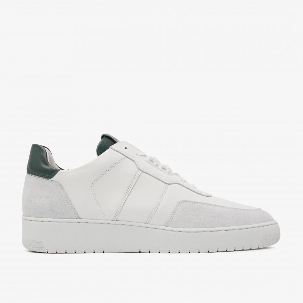 Nubikk Yucca Ace M Green White Sneakers