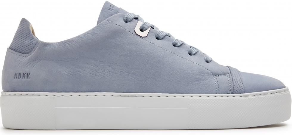 Blaue Sneaker Jagger Aspen Nubikk