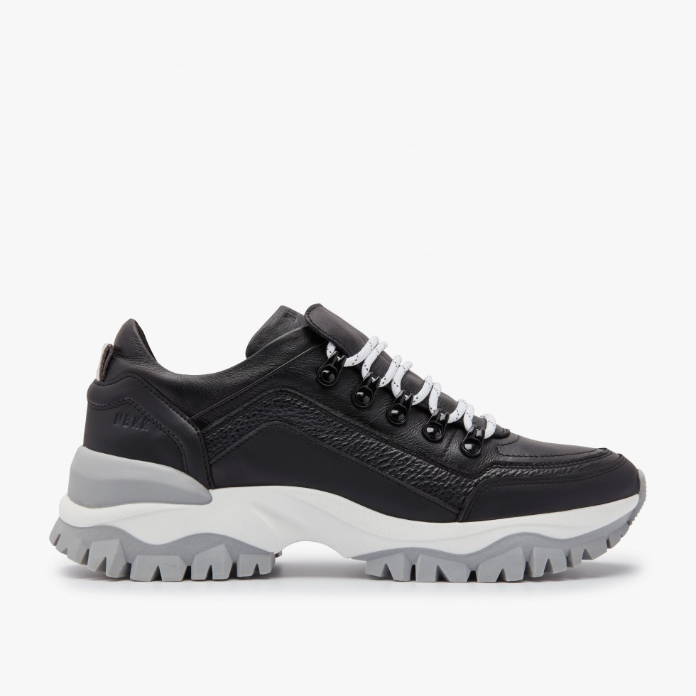 Zwarte Sneakers Targa Mena Nubikk