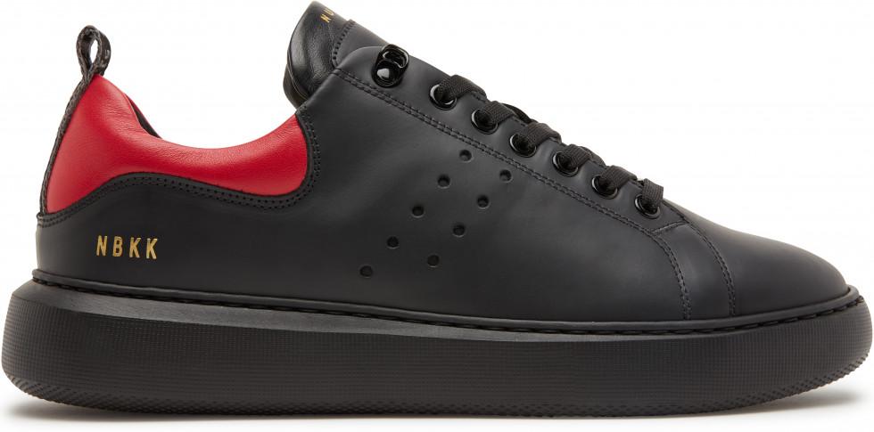 Zwarte sneaker Scott Phantom Nubikk