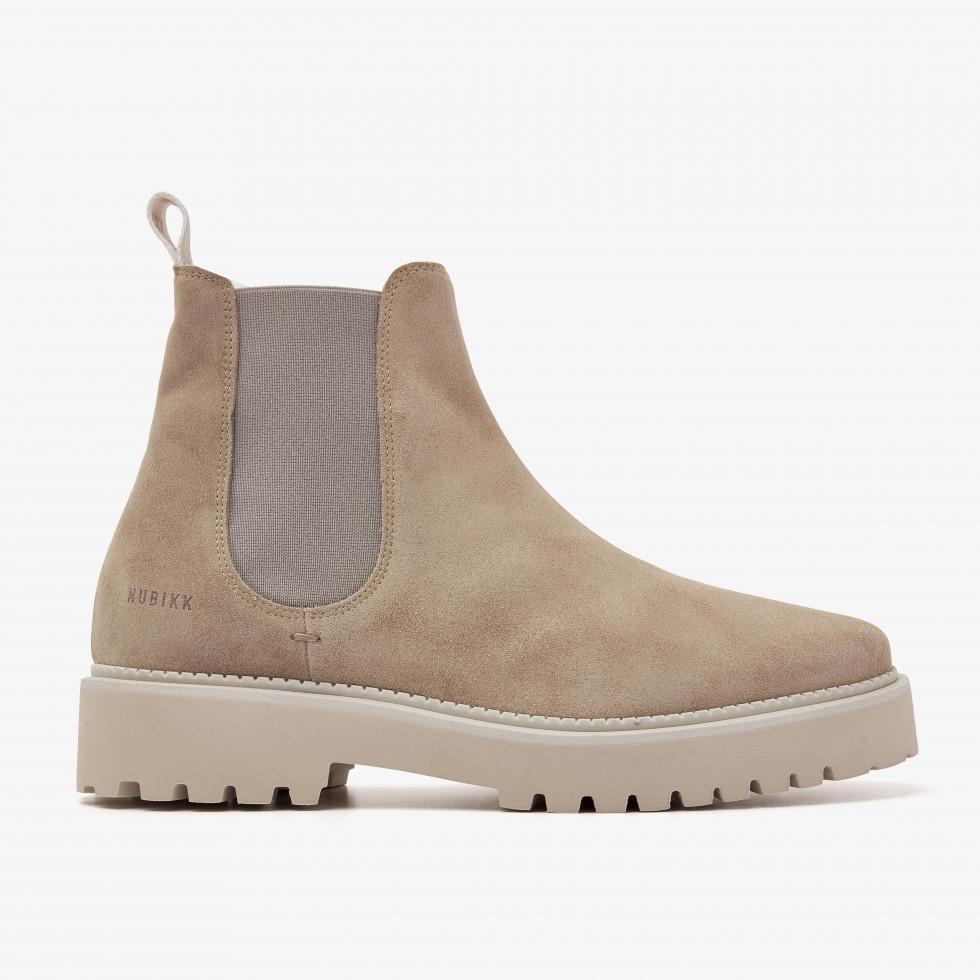 Nubikk Logan Rai Clay Chelsea Boots