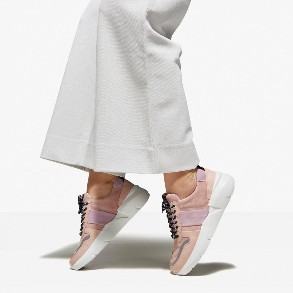 Nubikk Lucy May Nude Sneakers
