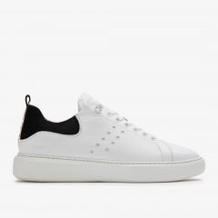Rox Calf II | White Sneakers