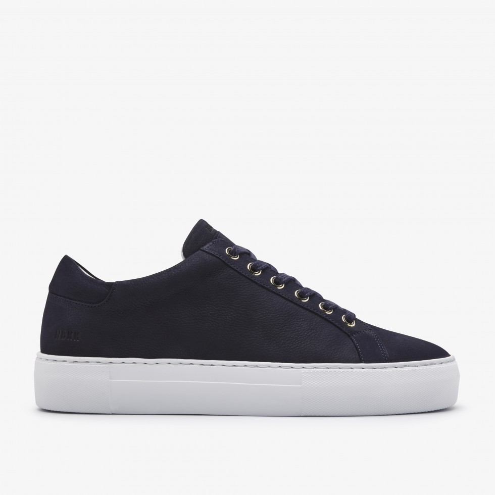 Nubikk Jagger Fresh Navy Sneakers