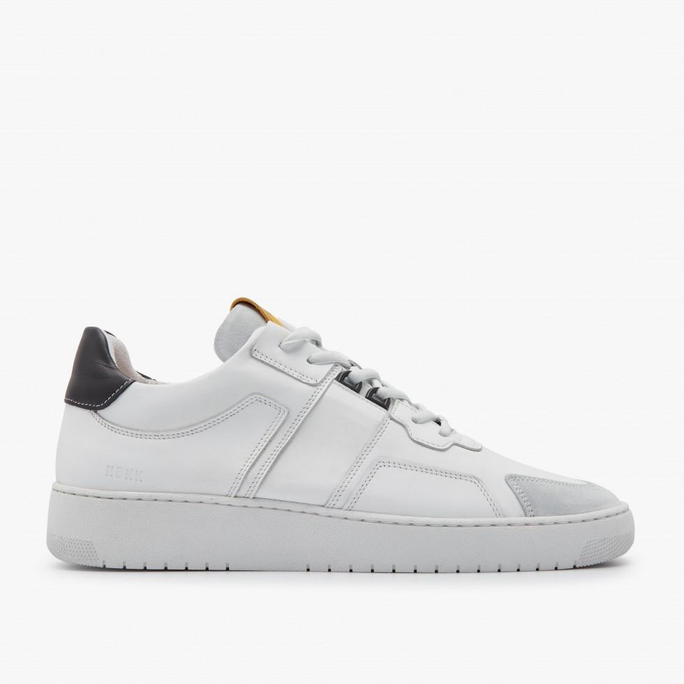 Multi White Sneakers Yucca Cane M Nubikk