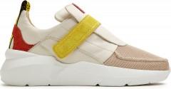 Lucy Strap | Beige Sneaker