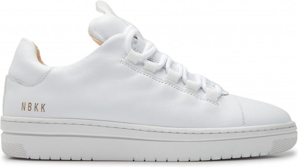 Weiße Sneaker Yeye Loops Nubikk