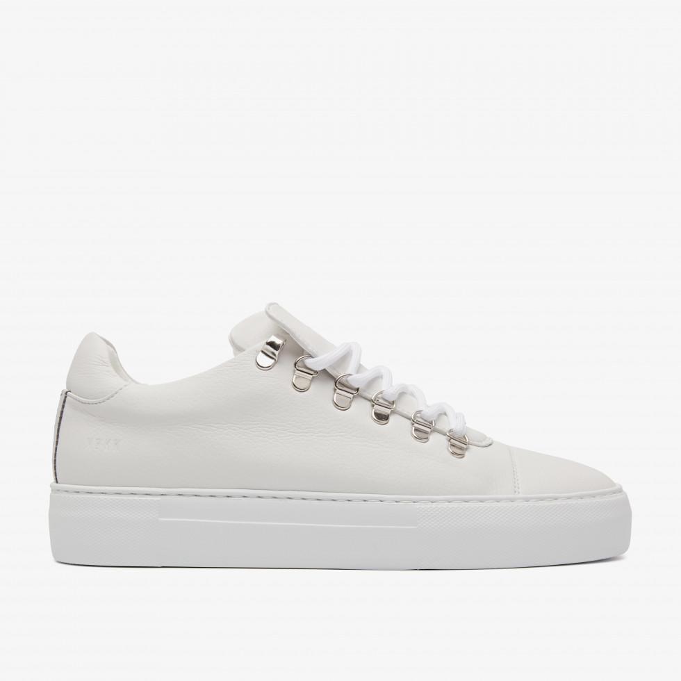 Nubikk Jagger Vegan White Sneakers