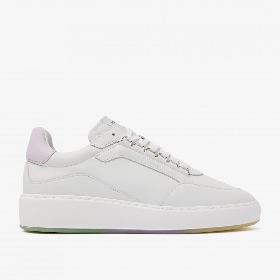 Nubikk Jiro Jade L Lila White Sneakers