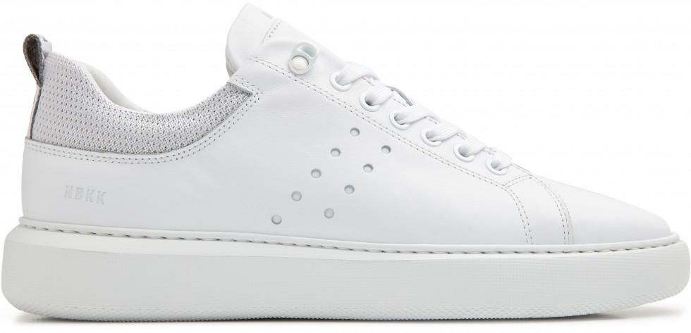 Witte Sneaker Scott Multi White Nubikk
