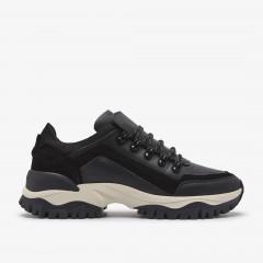 Targa Mena | Black Raven Sneakers