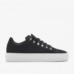 Jagger Nubuck | Navy Sneakers
