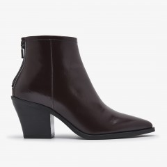 Romee GPS | Bordeaux Ankle Boots
