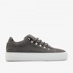 Jagger Nubuck | Grey Sneakers