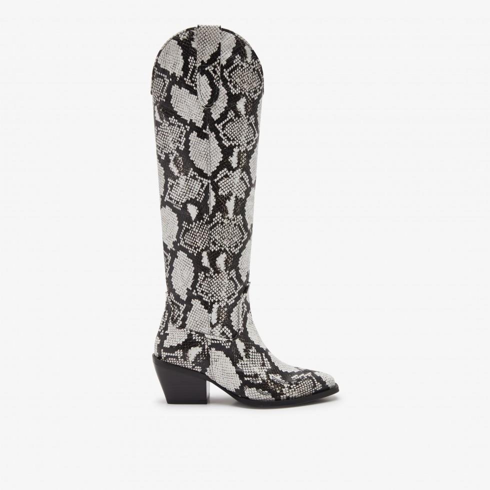 Nubikk Alex Gilly Beige Boots