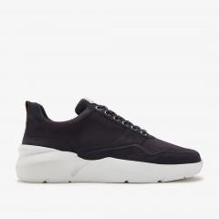 Elven Tanuki | Navy Sneakers