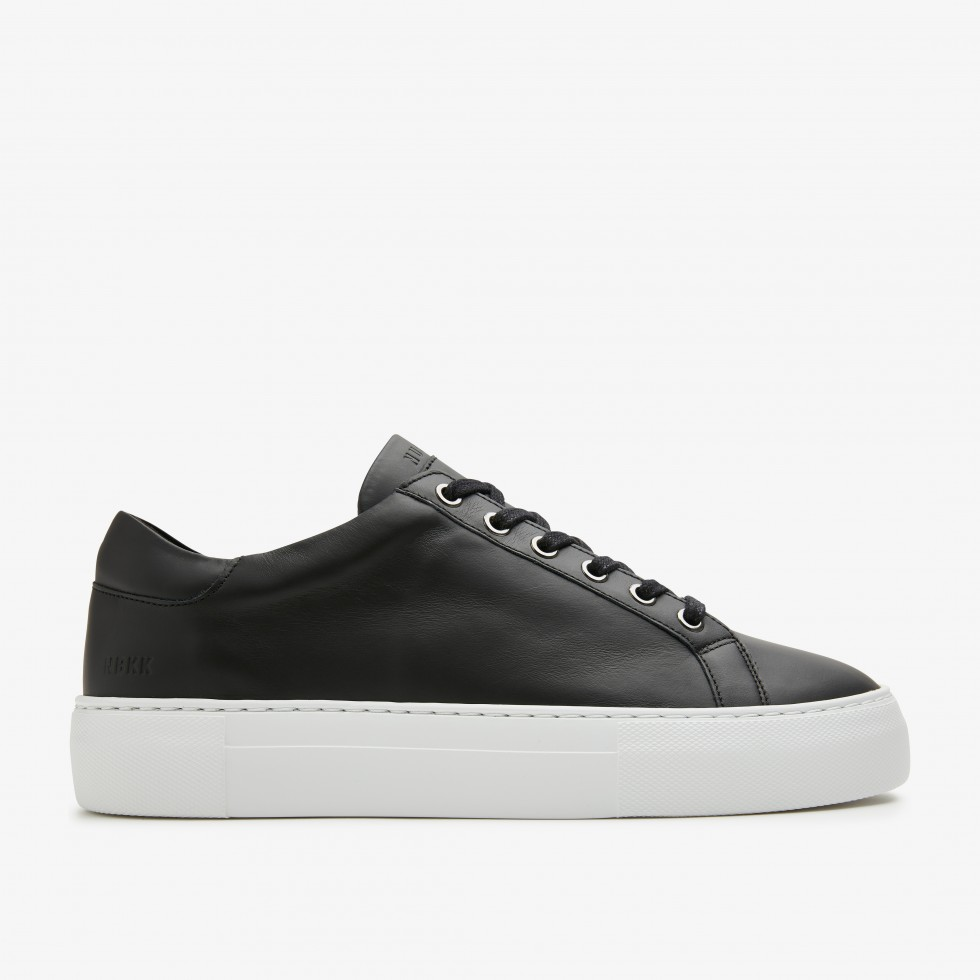 Black Sneakers Jagger Pure Nubikk