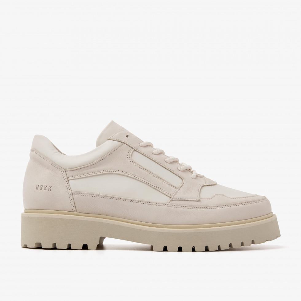 Nubikk Logan Yatsu Beige Shoes