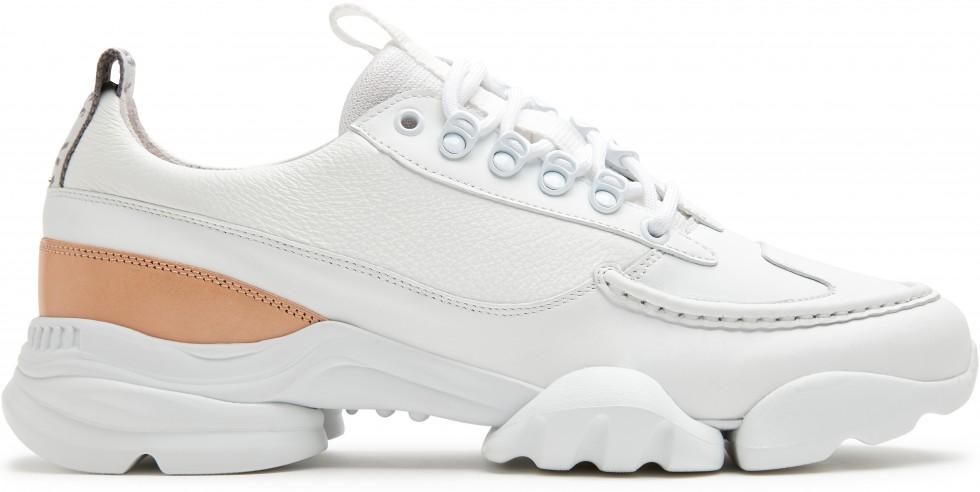 Witte Sneaker Mylan Dar Nubikk