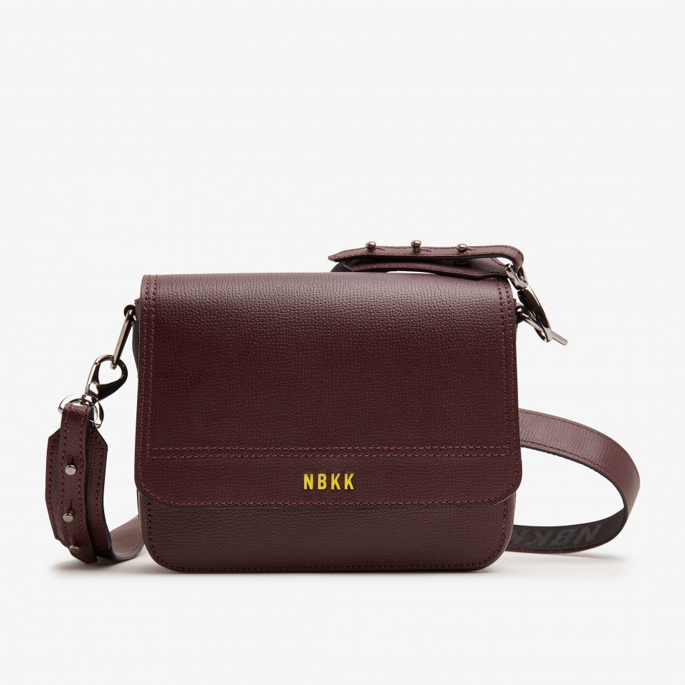 Nubikk April Bordeaux Bag